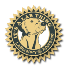 It's a Lab Thing LABoratory Badge