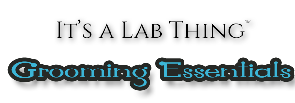 It's a Lab Thing Labrador Grooming Essentials