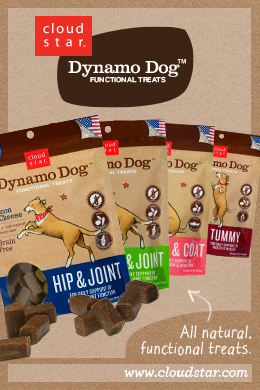 Cloud Star Dynamo Dog Treats It's a Lab Thing Labardors