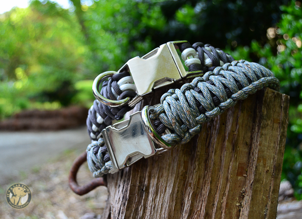 LABoratory Review: Extreme Paracord Gear Dog Collar