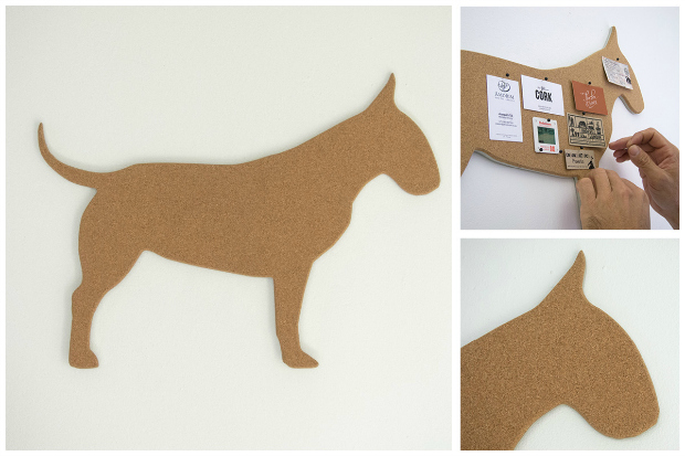 Bullterrier-Pinboard It's a Lab Thing Cool Labrador Products corkboard