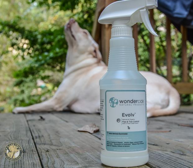 Natural Organic Flea Tick Control Wondercide It's a Lab Thing Labrador-16