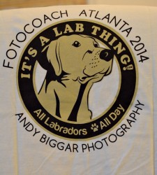 It's a Lab Thing FotoCoach Photography tshirt Back
