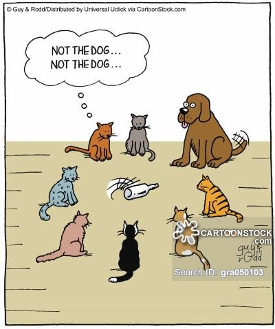 Sunday Funnies Our Favorite Funny Dog Cartoons and Comics ... Relaxing Dog Bath